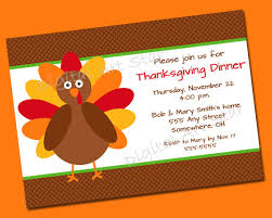 items similar to thanksgiving invitation diy printable