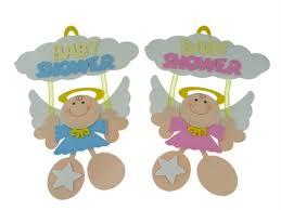 Angel Decorations For Baby Shower Angel Decorativo Con Letrero