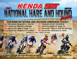 2015 ama motocross schedule kenda srt ama national hare and hound