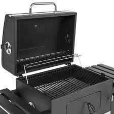 best choice products premium barbecue charcoal grill smoker outdoor ba