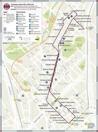 American Airlines Route Map Pdf by Dallas U0027 Mckinney Avenue Trolley U2013 Towers