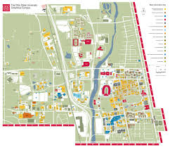 Fairfield University Campus Map The Myth Of Smallmarket Nba Teams Headspace Ohio Map Map Usa Ohio