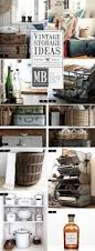 the 5 types of vintage storage and organization ideas mr blacksmith
