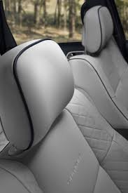 jeep grand cherokee interior seating 2017 jeep grand cherokee summit brings hand crafted leather and