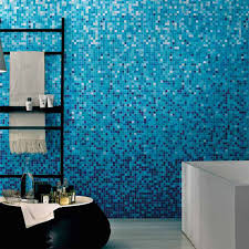 mosaic tiles in bathrooms ideas bathroom ideas blue fish scales tiles modern shower tile knowhunger