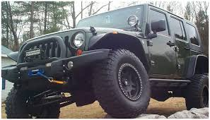 grey jeep rubicon jeep bushwacker