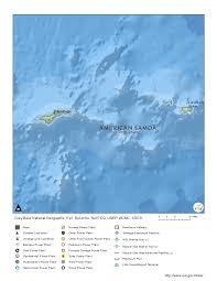 American Samoa Map American Samoa Profile