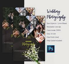 25 wedding photography flyer templates free u0026 premium download