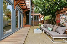 modern craftsman eco home in temescal visual jill