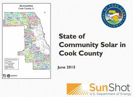 Argonne National Laboratory Map Cook County Laying Blueprint For New Age Of Community Solar