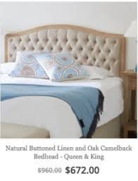 french style bedhead 30 off 10 days only home culture