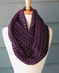 simple pattern crochet scarf free pattern artfully simple infinity scarf gift ideas