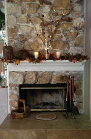 31 best fall fireplace decor images on pinterest fireplace ideas