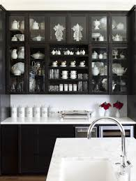 black kitchen furniture fabulous black color wooden kitchen cabinets features door