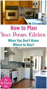 54 best home kitchen dining images on pinterest kitchen how to plan your dream kitchen 9 tips to get started