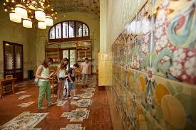 Maison Entre Artisanat Et Modernisme 24 H à Reus Catalunya Experience