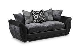 3 Seater Corner Sofa J U0026d Furniture Sofas And Beds Shannon Ii Corner Sofa