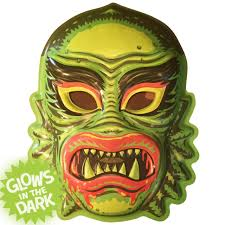 the collector halloween mask vac tastic plastic retro a go go