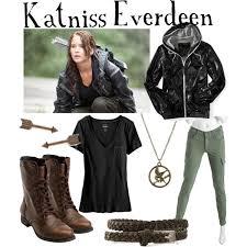 Hunger Games Halloween Costumes Character Katniss Everdeen Fandom Hunger Games Film