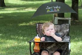 Sports Chair With Umbrella Ciao Baby The Portable High Chair