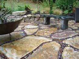 Flagstone Patio Installation 37 Best Ideas For The House Images On Pinterest River Rock Patio