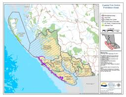 Wildfire Bc Map Interactive by Emergency Info Bc Emergencyinfobc Twitter