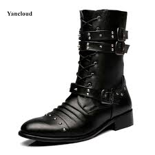 motorcycle black boots popular man motorcycle black boots buy cheap man motorcycle black