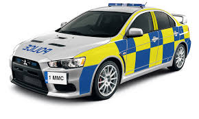 lancer mitsubishi 2009 mitsubishi lancer evolution x uk police car 2009 mad 4 wheels