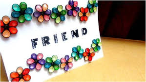 friendship cards how to make greeting cards for friendship day at home world