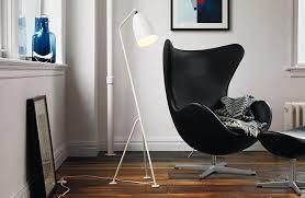 egg chair design within reach