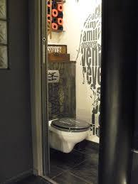 idee deco wc zen deco wc noir et blanc kirafes