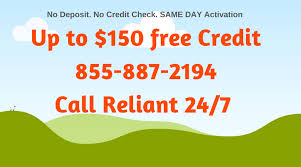 free nights and weekends prepaid lights no deposit electricity companies no credit check same day service