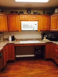 Handicap Accessible Kitchen Cabinets by Community Integrated Living Inc Arrangements Cila Anna Il