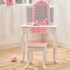 child s dressing table and chair diy mirrored vanity table 12 pretty feminine dressing tables