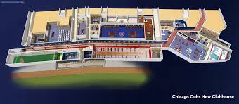 rennovations proposed wrigley field renovations espn