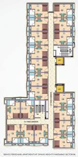 300 Sq Ft by 300 Sq Ft 1 Bhk 1t Apartment For Sale In Omaxe Service Personnel