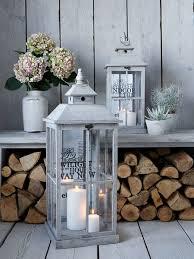 mirrored wooden lantern by http www nordichouse co uk stylish