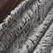 Faux Fur Comforter Set King Faux Fur Comforter Set 3 Piece King Comforter And Sham Set With