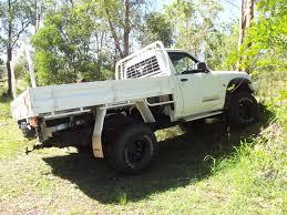 nissan patrol ute australia 2000 nissan patrol st 4x4 gu boostcruising