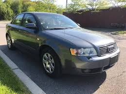 2003 audi a4 1 8 t sedan audi a4 1 8 t quattro in york for sale used cars on