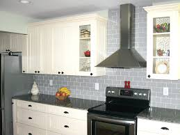 Metal Backsplash Tiles For Kitchens with Stainless Subway Tile Backsplash Beige Subway Tile Frosted Glass