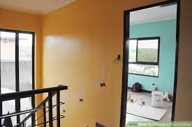 how to choose a paint colour 7 steps with pictures wikihow