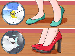 Foot Pain Map 3 Ways To Wear High Heels Without Pain Wikihow