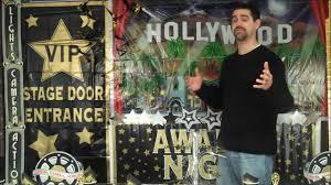 Theme Party Decorations - hollywood theme party supplies decorations and ideas hollywood