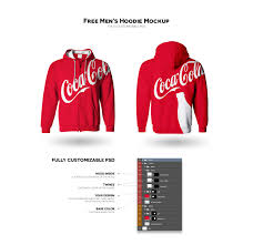 men u0027s hoodie mockup free psd on behance