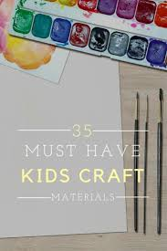 relomom the best kids craft materials