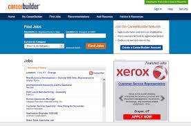 Resume Upload For Jobs by Careerbuilder Com Review For Job Searchers