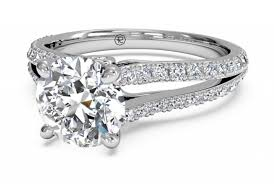 split band engagement rings what is a split shank engagement ring ritani