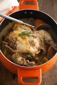 cooker orange rosemary chicken