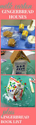 milk carton gingerbread houses we do these every year at